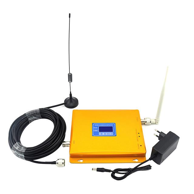 Bande 5 3 Amplificateur De Signal De Mobile 850mhz Cdma 1800mhz Dcs Telephone Mobile 2g 4g Amplificateur De Repeteur De Signal Avec Antenne Omni Ventouse De 7722157 2020 A 73 49