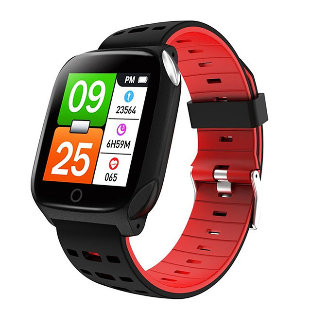 M16 Fitness Tracker Support ECG+PPG/ Blood Pressure/ Blood Oxygen Monitoring IP67 Waterproof Smartwatch for Samsung/ Iphone/ Android Phones
