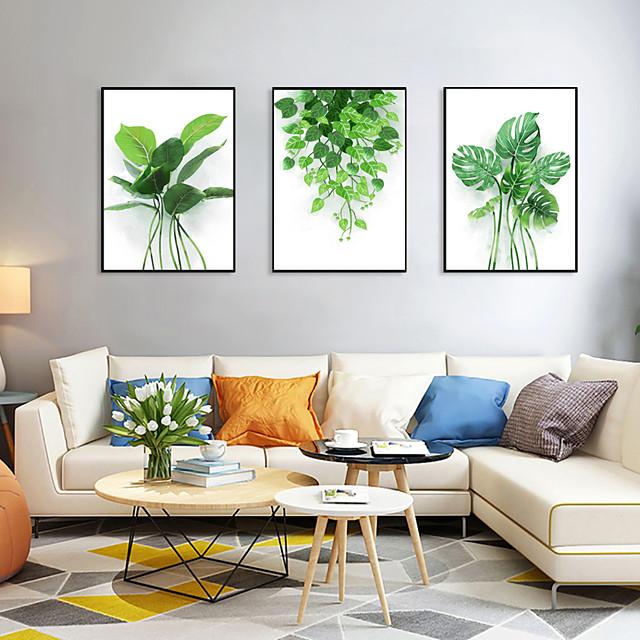 Framed Art Print Framed Set - Botanical Floral / Botanical PS Photo Wall Art