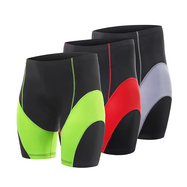 2020 Mens Bike Bib Shorts Cycling Short Pants Racing Bottoms Clothing Red Padded
