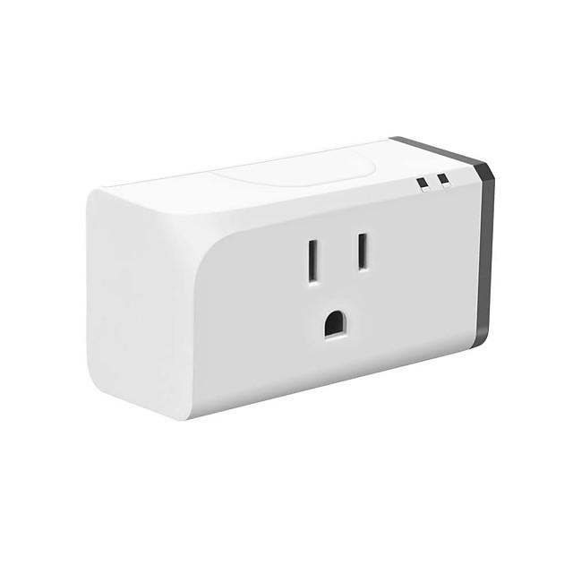 Sonoff S31 Lite ONS 15A Mini Smart Wifi Socket Draadloze Smart Switch Plug App Controle Overal Werkt met Alexa Google thuis IFTTT