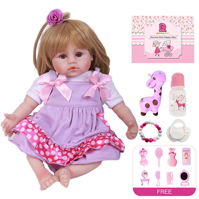 Reborn Doll Baby Girl 22 inch Kids / Teen Kid's Unisex Toy Gift