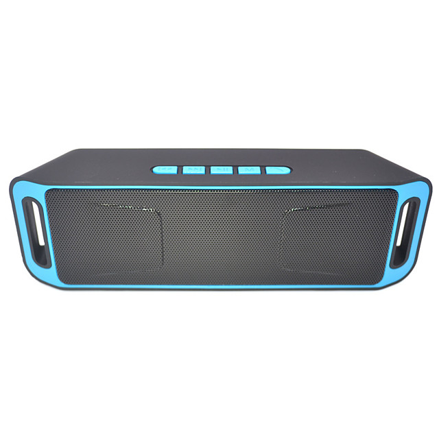 SC208 Bluetooth Speaker Outdoor Speaker For Mobile Phone