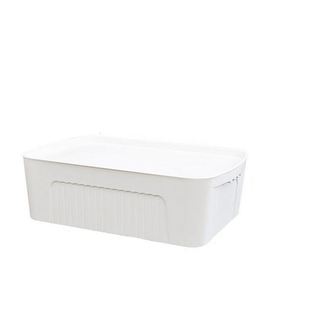 Plastic Rectangle New Design Home Organization, 1pc Storage Boxes