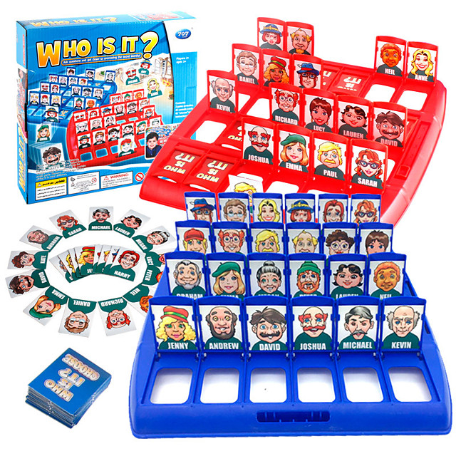 Board Game Plastic Kid's Unisex Toys Gifts