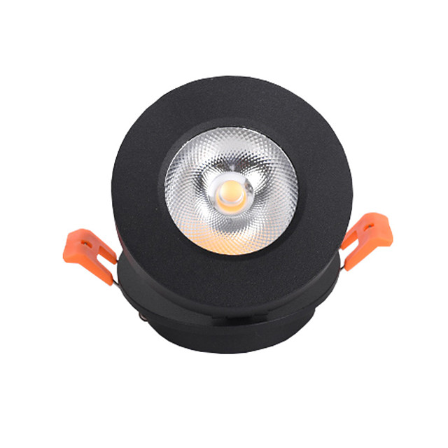 LED Spotlights COB 7W Embedded Ceiling Lights Clothing Store Background Wall Ceiling Lights