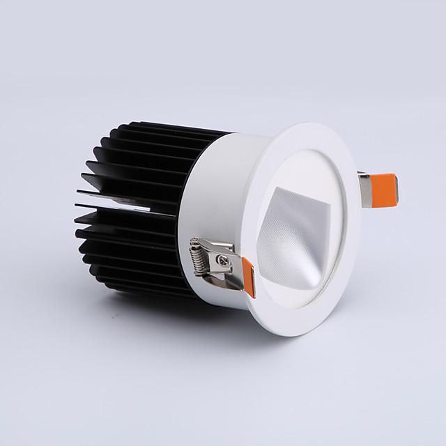 7.2 cm Flush Mount Spot Light Aluminum Geometrical Modern 110-120V / 220-240V