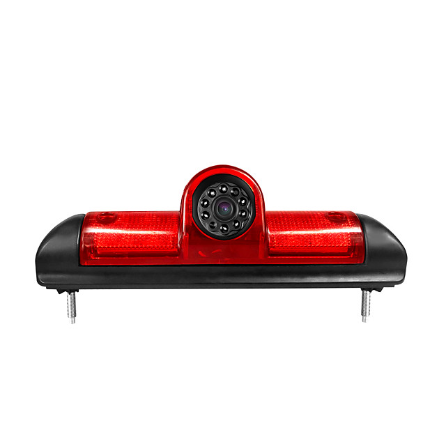 1080P WDR 170 Degree Motion Detect 170 Degree Rear View Camera FIAT Ducato Brake Light Camera Use for Late 2006-2015 3 Gen,Peugeot Boxer,Citroen Jumper and so on