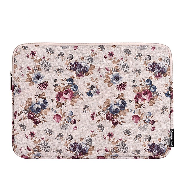Laptop Sleeve Bag For Notebook Laptop 13.3 14 15.6 Inch Laptop Sleeve Canvas Cover