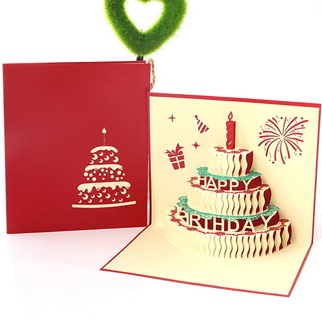 Card Paper Gift 1 pcs