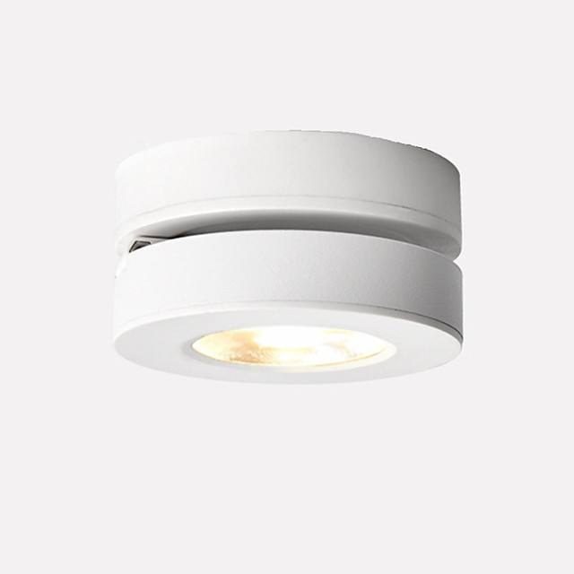 COB 7W Bright Ceiling Spotlights Nordic Clothing Store Background Wall Led Ceiling Lights