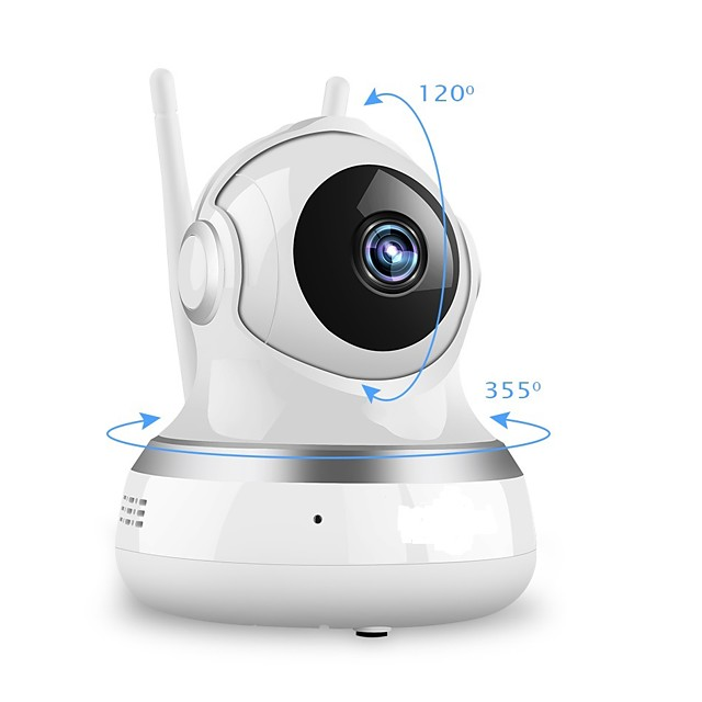 1080P 200W 3.6MM IP Camera WIFI CCTV Two-way Audio Video Surveillance P2P Home Security cloud/TF Card Storage 2MP Babyfoon Camera Network Motion Detection Remotion Control