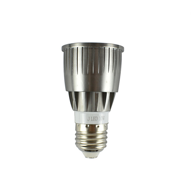 Home Improvement Lighting LED Spotlight Cup 10W E27 Lamp Head Constant Flow Warm White LED Ceiling Spotlight