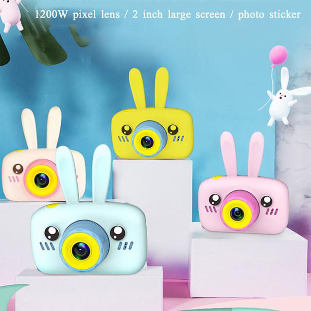 Children Mini kids Camera toy Full HD 1080P Portable Digital Video Photo Camera 2 Inch Screen Display For Game boys girls gift