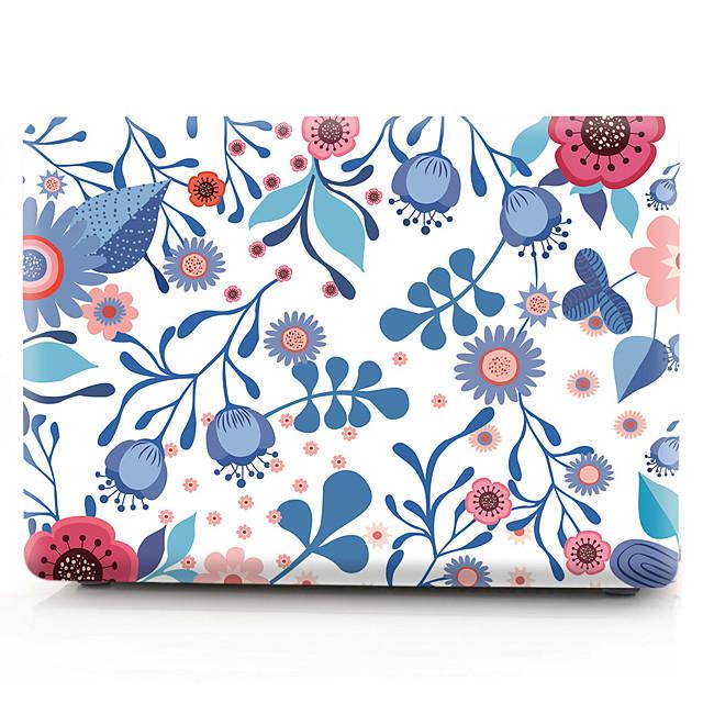 MacBook Case Flower PVC(PolyVinyl Chloride) for MacBook ...
