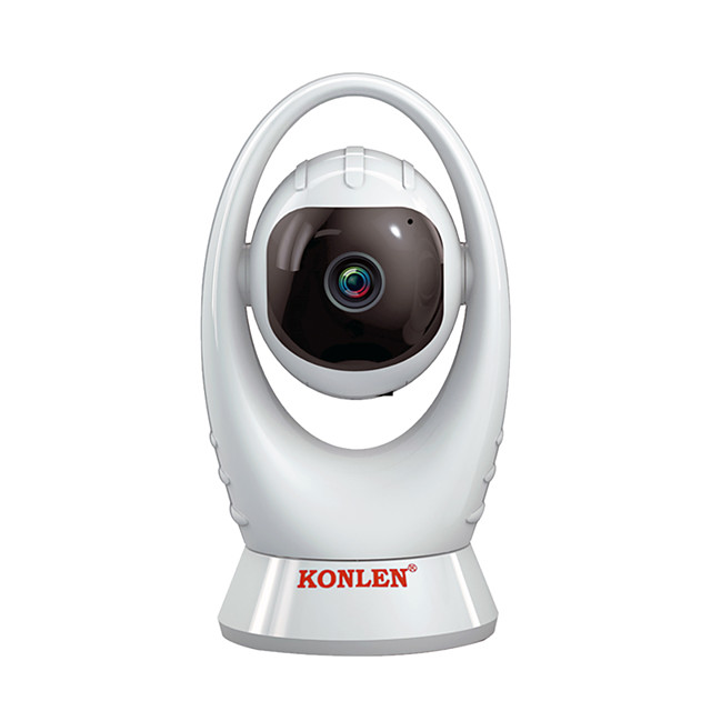 KONLEN WIFI 3MP IP Camera H.265 Onvif Yoosee Full HD Wireless PTZ Auto Tracking CCTV Video Surveillance Home Security IR Night