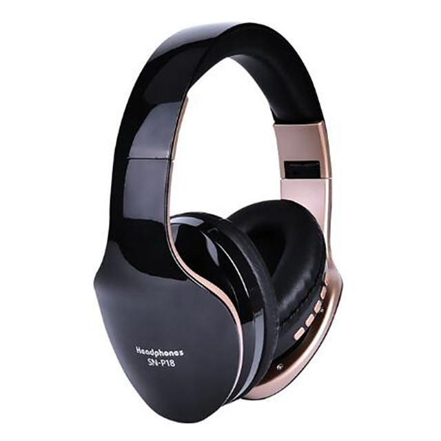 New Wireless Headphones Bluetooth Headset Foldable Stereo Headphone Gaming Earphones With Microphone For PC Mobile phone Mp3