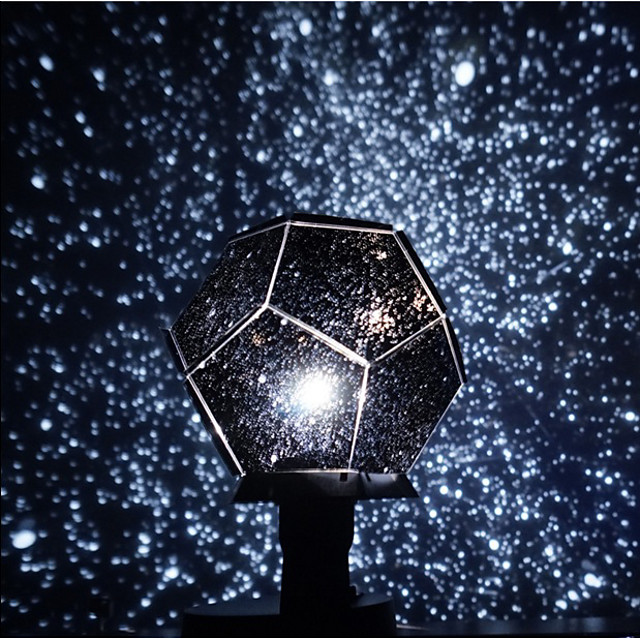 Galaxy Universe Starry Night Light LED Lighting Light Up Toy Constellation Lamp Star Projector DIY Kids Adults for Birthday Gifts and Party Favors