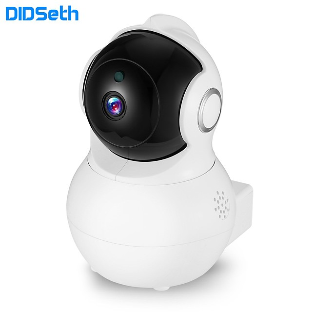 DIDSeth 1080P Dome Security Camera 2MP Indoor Home IP Camera Two-Way Audio Night Vision Motion Detection Babay Monitor YI IoT