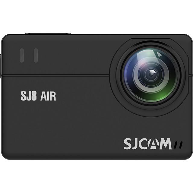 SJCAM SJCAM SJ8AIR 1660p Fisheye correction / Boot automatic recording Car DVR 160 Degree Wide Angle CMOS 2.33 inch IPS Dash Cam with WIFI / Loop recording / Built-in microphone No Car Recorder