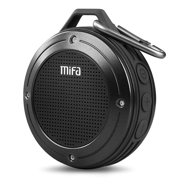 MIFA F10 Wirless Bluetooth Speaker Built-in mic Bluetooth Stereo IXP6 Water-proof Outdoor Speaker With Bass Mini Portable Speaker