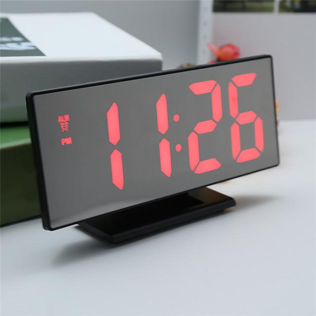 LITBest Smart alarm clock A09 Plastics White
