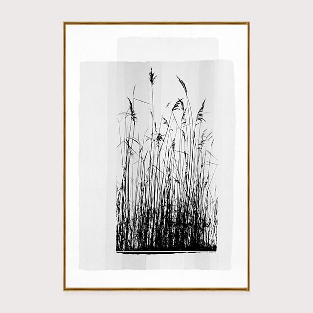 Framed Art Print Framed Set - Still Life Floral / Botanical PS Illustration Wall Art