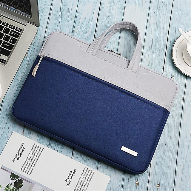 Laptop Bag Case for MacbookAirPro2020 Retina Laptop Sleeve 15.6 Notebook Bag For Dell Acer Asus HP Business Handbag