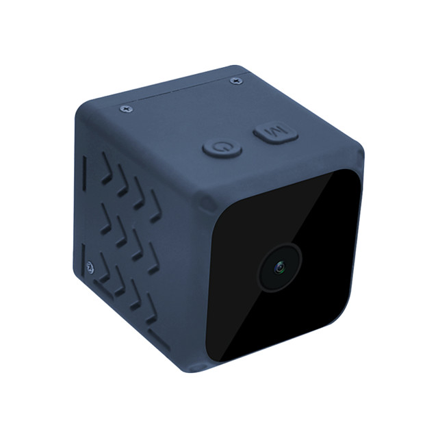 WD5 Mini WIFI Camera Infrared Night Vision Motion Detection TF Card 128GB Camera Panoramic Video Surveillance Home Security
