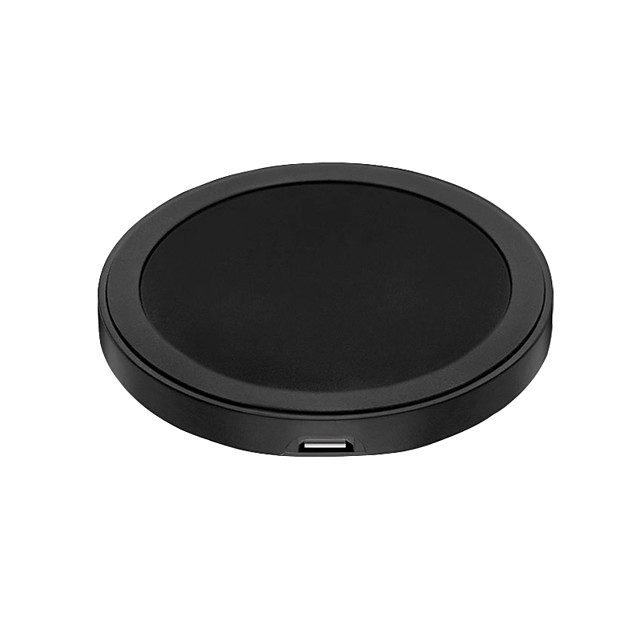 QI Standard Smart Phone Wireless Charger Wireless Charger USB Charger DC 5V for Universal