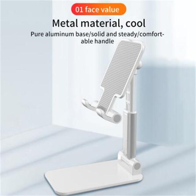 Holder Desk Mount Stand Holder Adjustable Stand Adjustable Stand Metal / ABS