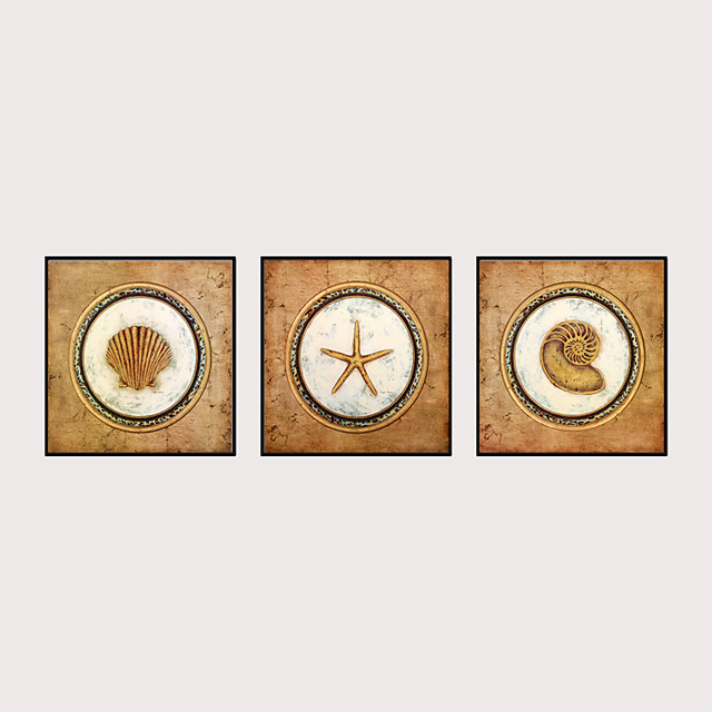 Framed Art Print Framed Set - Still Life PS Illustration Wall Art