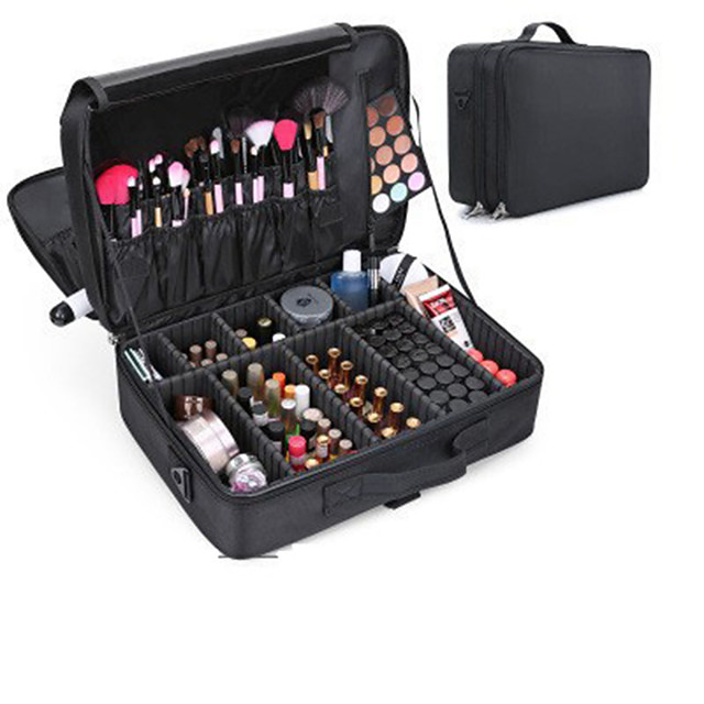Full Coverage / Multi-functional / Best Quality Makeup 1 pcs Cloth Others N / A / Other High Quality / Fashion Match / Traveling Daily Makeup / Party Makeup Travel Storage Professional Durable