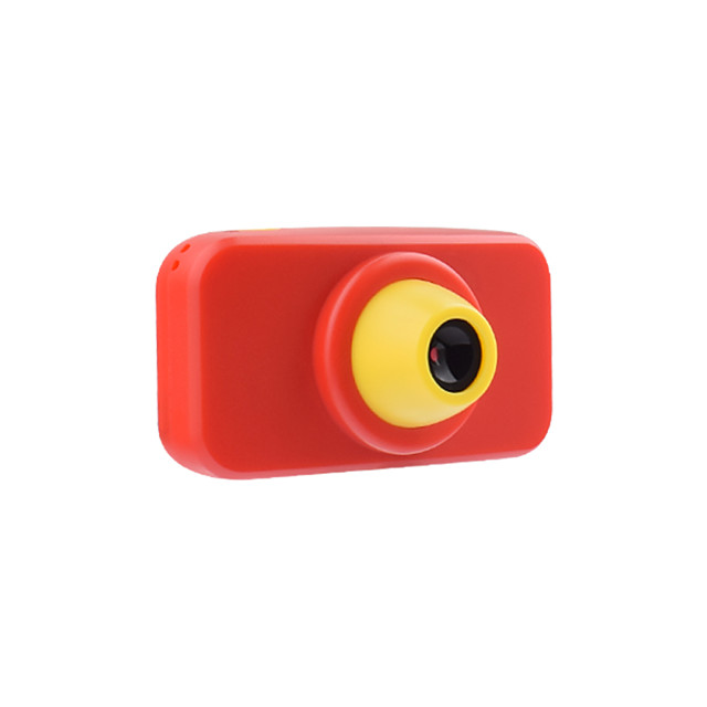 1.5 Inch Kids Mini Camera Toys Digital Camera Toy Multifunction Cute Cartoon Photography Toys for Child Christmas Birthday Gifts