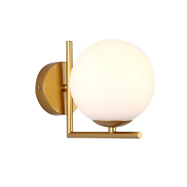 Nordic Style Wall Lamps & Sconces Bedroom Wall Light 220-240V / E27