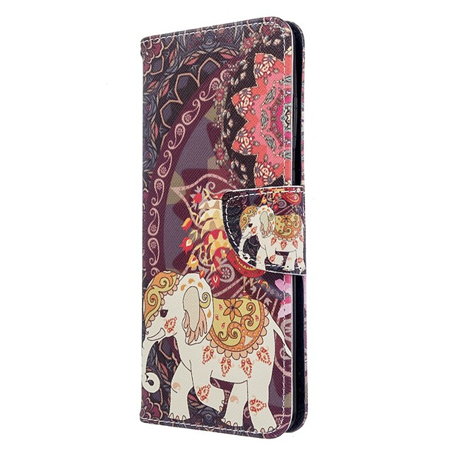 Case For Samsung Galaxy S20 Ultra / S20 Plus / S10 Plus Wallet / Card Holder / with Stand Full Body Cases Animal PU Leather Case For Samsung S9 / S9 Plus / S8 Plus / S10E /S7 Edge