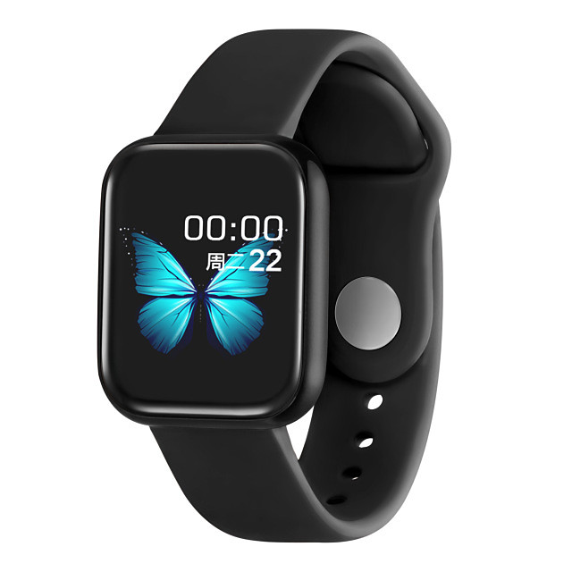 M8V Smart Watch Bluetooth Fitness Tracker Support Heart Rate/  Blood Pressure Monitor for Apple/ Samsung/ Android Phones