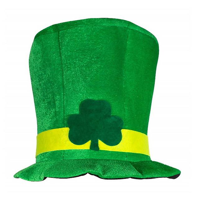 Peter Pan Irish Clover Hat Lucky Irish