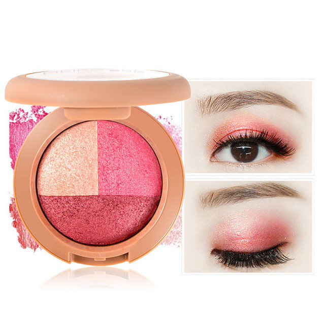 3 Colors Eyeshadow Matte Eye EyeShadow Cream Kits Easy to Carry Women Easy to Use lasting Long Lasting Natural water-resistant Daily Makeup Halloween Makeup Party Makeup Cosmetic Gift
