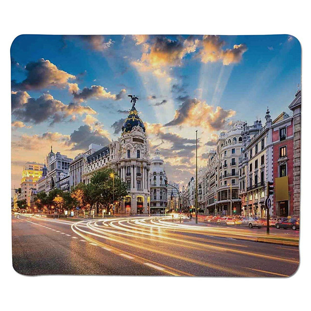 1PCS Game 22*18CM Mouse Pad Big Game Pad Good Product Fabric Smooth Thin And Light Electronic Competition