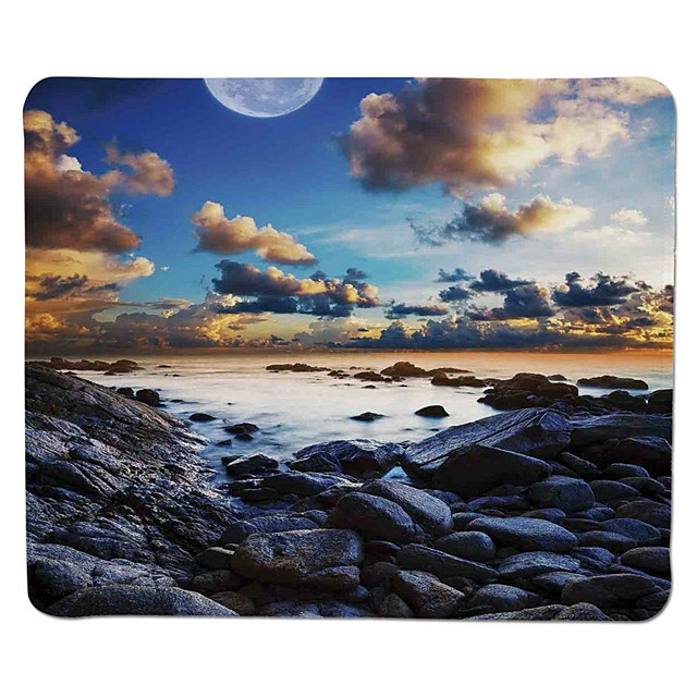 a16 22*18*0.2 mm Gaming Mouse Pad Rubber Dest Mat