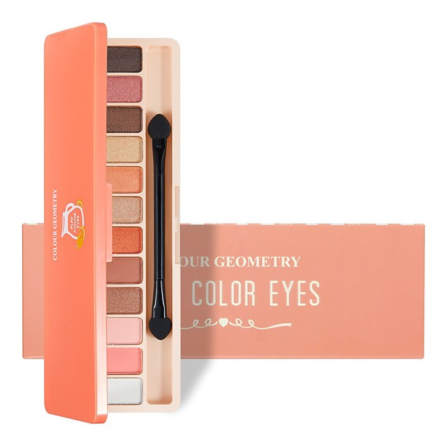 12 Colors Eyeshadow Eye EyeShadow Cream Easy to Carry Multifunction Easy to Use lasting Shimmer glitter gloss Long Lasting water-resistant Daily Makeup Party Makeup Fairy Makeup Cosmetic Gift