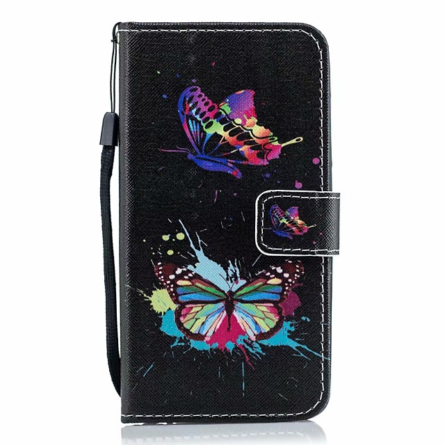 Case For Apple iPhone 11 / iPhone 11 Pro Max Palace flower PU Leather with Card Slot Flip up and down For iPhone5/6/7/8/6P/7p/8p/x/xs/xr/xs mas