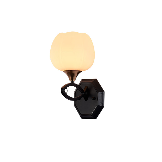 Matte / New Design Traditional / Classic / Nordic Style Wall Lamps & Sconces Living Room / Office Metal Wall Light 110-120V / 220-240V