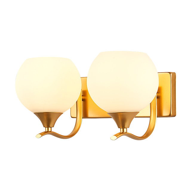 Matte / Eye Protection Traditional / Classic / Nordic Style Wall Lamps & Sconces Dining Room / Shops / Cafes Metal Wall Light 110-120V / 220-240V
