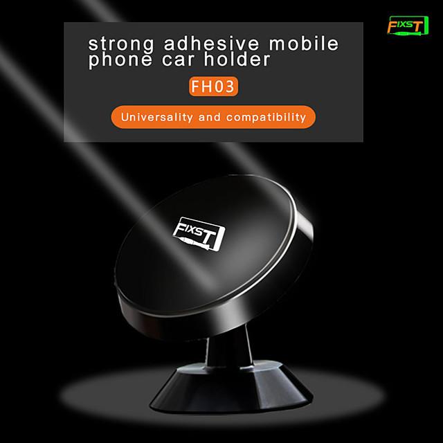 Car Mount Stand Holder Dashboard Stickup Type / Adjustable / 360°Rotation ABS Holder