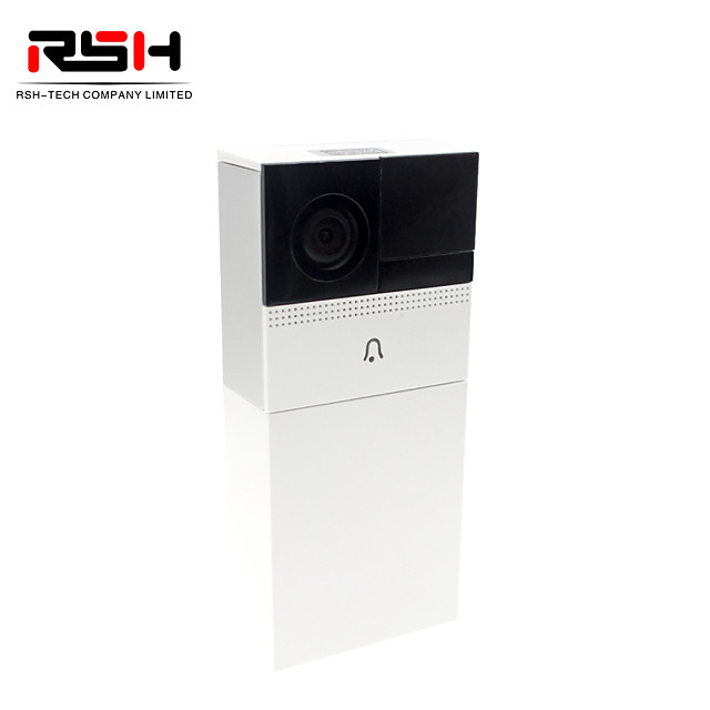 RSH Smart Home 720P HD Wireless Camera Security And Two-way Video Pir Motion Detection Night Vision Wifi Smart Video Doorbell