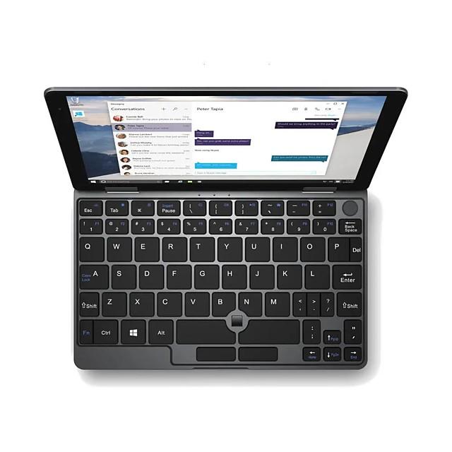 CHUWI MiniBook 8 Inch IPS Screen Intel Core M3 8100Y Processor Windows 10 OS  8GB DDR3 256GB SSD  Pocket Laptop Fingerprint