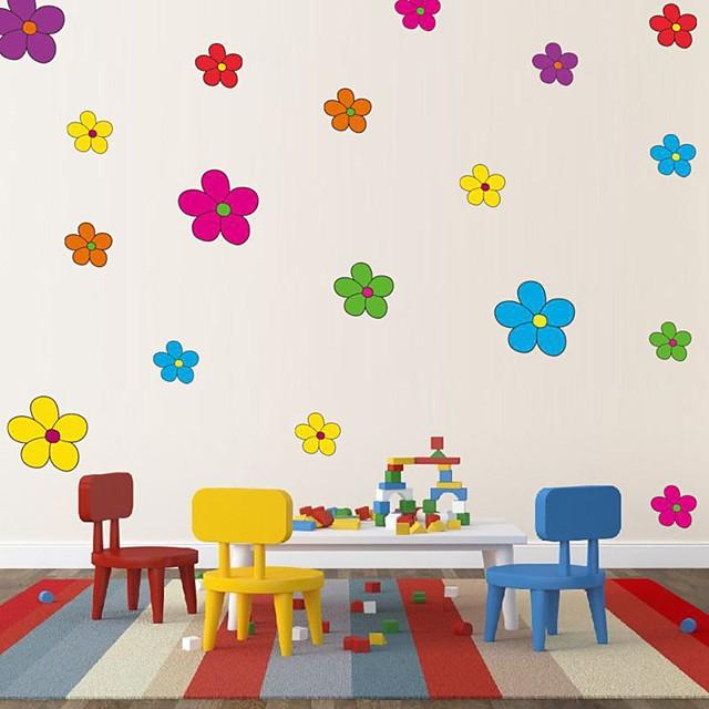 Decorative Wall Stickers - Plane Wall Stickers Florals Nursery / Kids Room