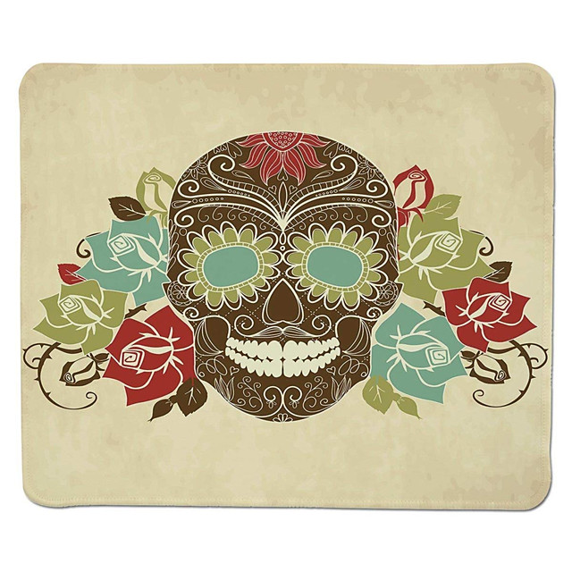 a16 22*18*0.5 mm Gaming Mouse Pad Rubber Dest Mat